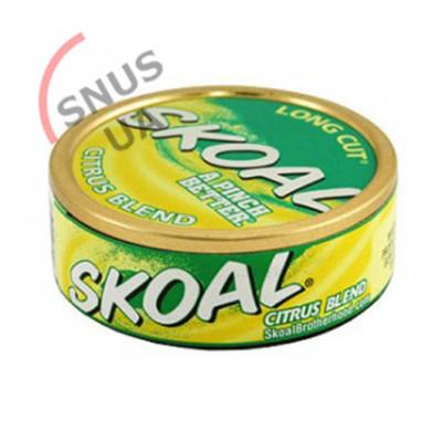 Skoal Citrus Blend, 1.2oz, Long Cut(75 uah)
