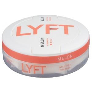 LYFT (FKA Epok) Melon Slim All White